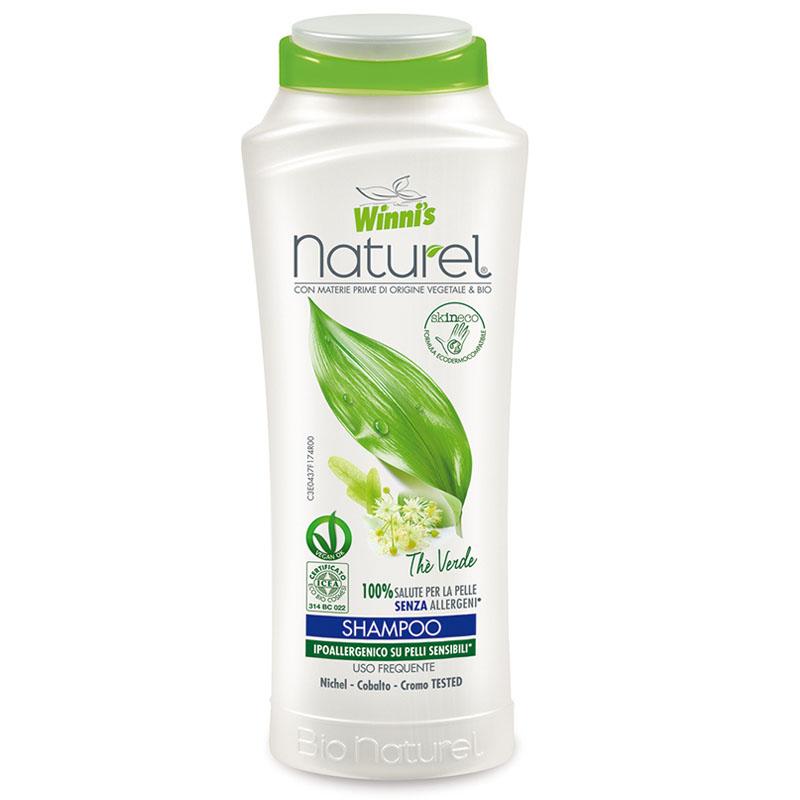 winny's Naturel Shampoo The verde250ml