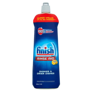 FINISH RINSE AID Shiner e Drier Dishes