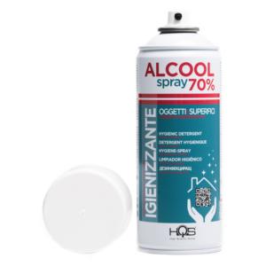 igienizzante spray superfici