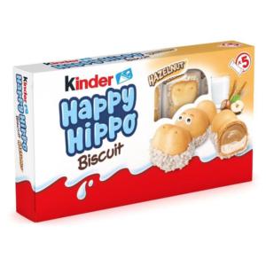 kinder happy hippo biscuits