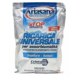 ARIASANA RICARICA UNIVERSALE sali per Assorbiumidità Inodore