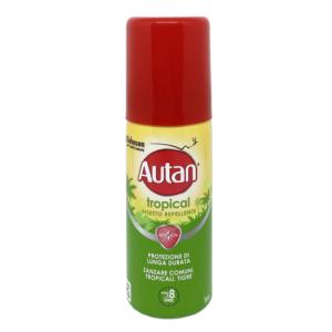 autan spray contro zanzare