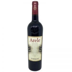 arele tommasi vino 2017